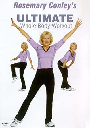 5beefab6bb6cd Rosemary Conley - Ultimate Whole Body Workout DVD  Amazon.co.uk ...