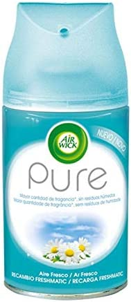 WICK FRESHMATIC SPARE AIR-PURE FRESH AIR 250ML