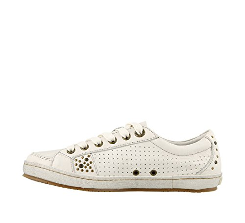 Freedom White Sneaker Women's Fashion Taos 1wWzUqZzp