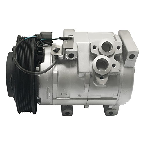 RYC Remanufactured AC Compressor and A/C Clutch ()