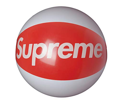 Supreme Large Inflatable SS15 Beach Ball - Swimming Pool and Beach Party Entertainment from Supreme