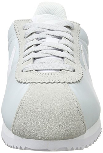 Nike Scarpe Platinumwhite Nylon Avorio Wmns Cortez Pure Corsa Donna da Classic aTRBHrWa