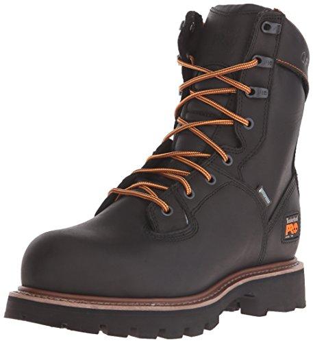 Timberland PRO Mens 8 Crosscut Waterproof Steel-Toe Work Boot