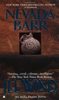 Ill Wind 0425197255 Book Cover
