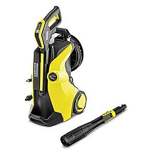Kärcher 1.324-644.0 K 5 Premium Full Control Plus 2100 PSI Electric Pressure Washer, Yellow