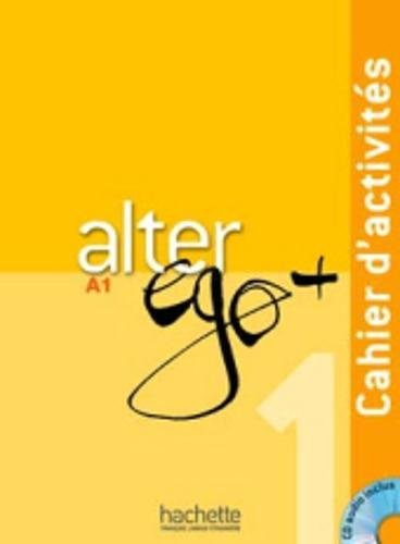 Pdf Alter Ego 1 Cahier D Activites Cd Audio French Edition