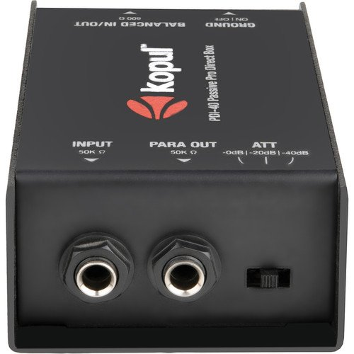 Kopul High-Performance Passive Direct Box by Generic
