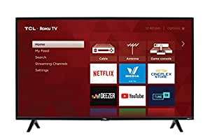 TCL 40S325-CA 1080p Smart LED Television (2019), 40""