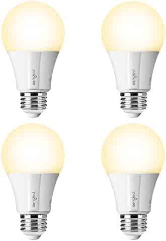 Element Classic by Sengled - A19 Soft White 2700K Smart LED Bulb (Hub Required), Works with Alexa, Google Assistant, Echo Plus & SmartThings - 4 Pack