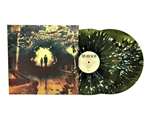 The Last Of Us Soundtrack (Limited Edition Green Splatter Colored Vinyl)