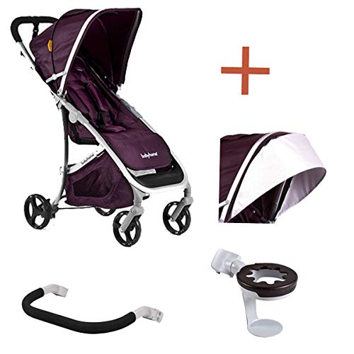 Babyhome Emotion Stroller – Purple