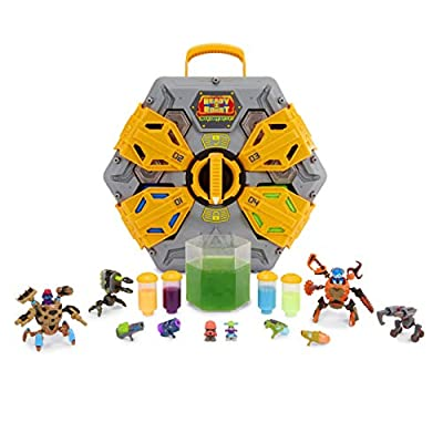 Ready2Robot - Big Slime Battle with 10+ Hidden Chambers & 40+ Battle Weapons