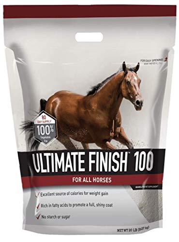 - Buckeye Ultimate Finish 100 Fat Supplement
