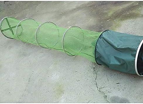 2.5m Lobboy 2m 4m mit Beutel Schnell trocknend geklebtem Kescher Faltbare Crayfish Karpfen Angelzubeh/ör 3m