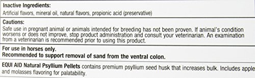 Image of Farnam Equi Aid Natural Psyllium Fiber Pellets, 10 lbs