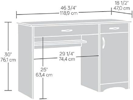 Best modern office desk: Sauder Beginnings Desk