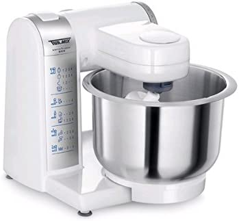 Turmix A33127 600W 3.9L Blanco - Robot de cocina (3,9 L, Blanco, 1 m, Acero inoxidable, 600 W, 305 mm): Amazon.es: Hogar