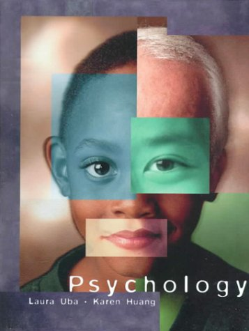 Psychology: A Multicultural Perspective