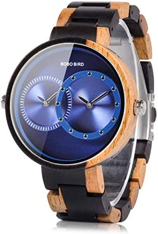 GUANKE Wood Watch Unisex