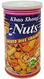 KHAO SHONG Reisgebäck-Mischung, knusprig, 6er Pack (6 x 180 g Dose)
