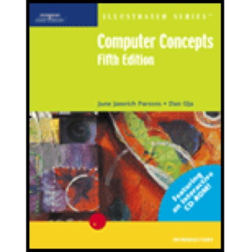 Computer Concepts-Illustrated Introductory, Fifth Edition