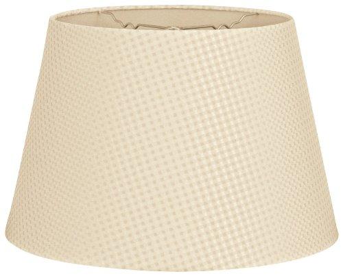 royal designs tapered shallow drum hardback lamp shade linen belgium. Black Bedroom Furniture Sets. Home Design Ideas