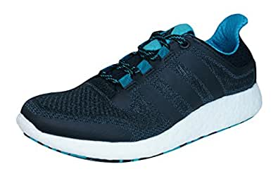 adidas Pureboost 2 Womens Running Trainers/Shoes - Black-5.5