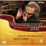 小澤 & ウィーン・フィル ニューイヤー・コンサート 2002 <DVD完全収録版>