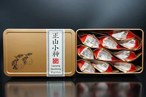 (Lapsang Souchong Black Tea.Tea Box.Wuyi Rock Tea丨Wuyishan Tongmuguan Place Of Origin.正山小种红茶丨ZhengShanxiaoZhong.Chinese Tea)