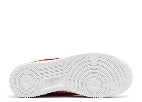 Red Ginnastica '07 Force Da Uomo Qs Scarpe Nike Air University 1 CqZwxTWvf