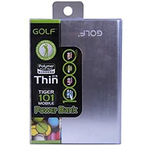 convenient GOLF? Ultra-thin External Touchscreen Battery for Mobile Devices (10000mAh)