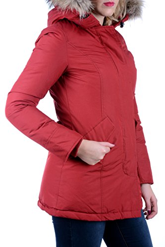 Bay Fundy red Classics Rot Rouge Blouson Femme Canadian FUwx1zqEgn