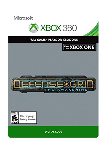defense grid xbox 360 xbox one digital code. Black Bedroom Furniture Sets. Home Design Ideas