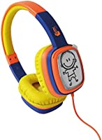 Headphone Cartoon Infantil Hp302 Colorido  Oex