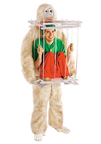 Abominable Cage Costume