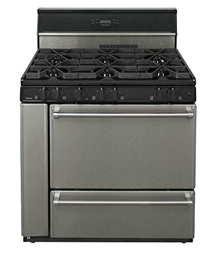 3.91 Cu. Ft. Gas Range in Stainless Steel