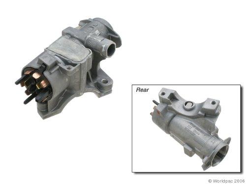 Volkswagen Ignition Lock Cylinder - OES Genuine Ignition Lock Housing for select Audi/Volkswagen models