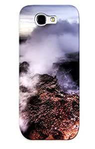 Hot Tpu Cover Case For Galaxy/ Note 2 Case Cover Skin - Iceland