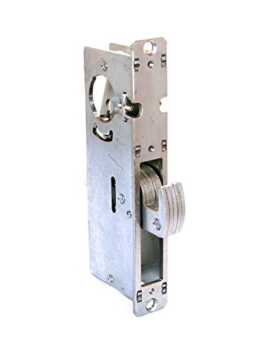 Global Door Controls 1-1/8 in. Mortise Lock with Hookbolt (Function Cylinder Lock)