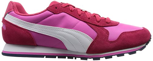 Baskets Mixte Puma Basses Rose white phloxrose Runner Nl Adulte St WqtRxptX4a