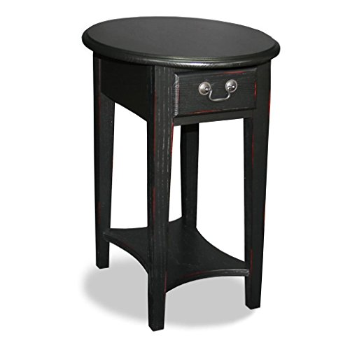 Metro Oval Dining Table (Metro Shop Black Oval Side)
