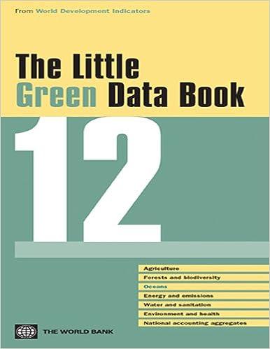 The Little Green Data Book 2017