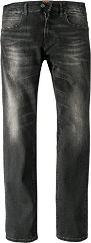 BOSS Orange Herren Jeans Orange63 Baumwolle Denim-Hose Unifarben, Größe: 35/32, Farbe: Grau