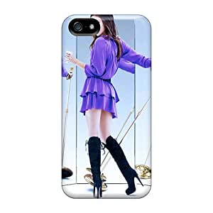 New Victoria Justice Tpu Skin Cases Compatible With Iphone 5/5s