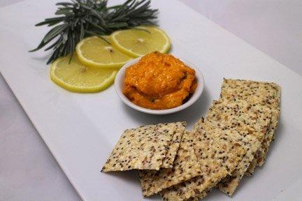 Grain-free Gluten-free Crackers, 5 oz, Tuscan (2 Pack)