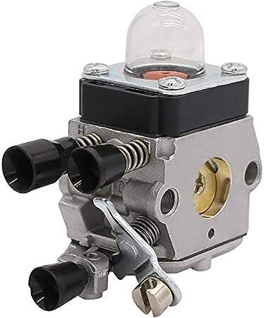 para Herramientas de Mano Jardín condensadores de Ajuste del carburador Carb de estanqueidad del Aceite Accesorios de Burbujas for Stihl FS85 45 55 38 46 80 75 76 recortadores