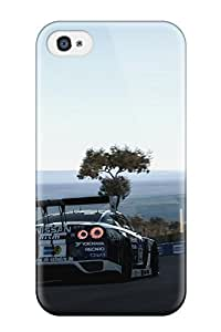 TYH - LAvblly12682OtzNs Tpu Case Skin Protector For ipod Touch 4 Gran Turismo 6 With Nice Appearance phone case