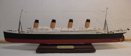 Toys R Us Titanic Model : Minicraft rms titanic centennial edition scale buy