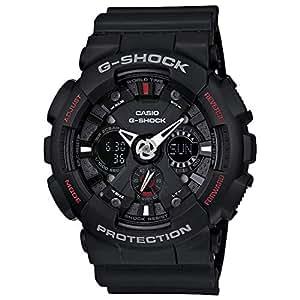 Casio G-Shock Men's Ana-Digi Dial Resin Band Watch - GA-120-1AHDR