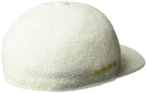 4b92ac5563615b Kangol Men's UFO Spacecap Baseball Cap: Amazon.co.uk: Clothing